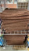 29 Each Brown Towels New