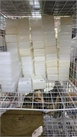 52 Each Plastic Soap Dishes New