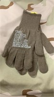 30 Each Brown Small Glove Inserts CW New