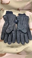 6 Each Black Gortex Gen2 Gloves Size Small New