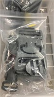 4 Each ACU Molle Buckle Repair Kits New