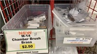 44 Each 11 M14 & 33 M60 Chamber Brushes New
