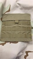 10 Each Coyote Tan Side Plate Pocket New