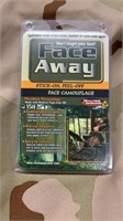 29 Each Face Away Face Camouflage New