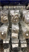 122 Each Coyote Tan Cat Eye Bands New