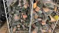 117 Each Kevlar Helmet Headbands New