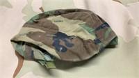 123 Each BDU Kevlar Helmet Covers Various Sizes