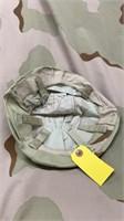 156 Each DCU Kevlar Helmet Covers Various Sizes