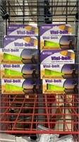 13 Each Visi-Belts PT Belts New