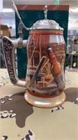 2 Each 1999 The Anheuser-Busch Beer Stein New