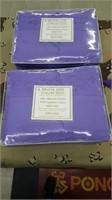 2 Each New King Size Sheet Sets