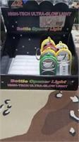 23 Each New Bottle Openers, Flashlights +++