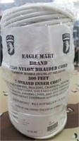 3 Each  New # 550 Nylon Braided Cord