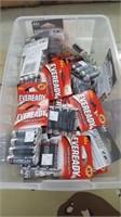 37 Each New AA Eveready Batteries