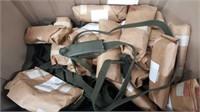 33 Each Rucksack / Kidney Pack Straps New