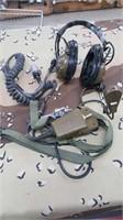 Military Audio Head Set