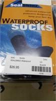 9 Each SealSkinz Waterproof Socks New