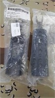 2 Each  Heat Shield M249 New