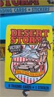 110  Each Topps Desert Storm Trading Cards New
