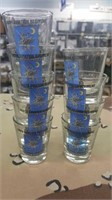 9 Each 160TH Avaition Regiment Shot Glasses New