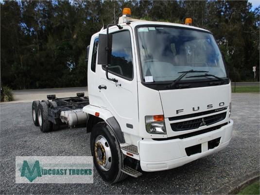 2009 Fuso Fighter 14 Midcoast Trucks - Trucks for Sale