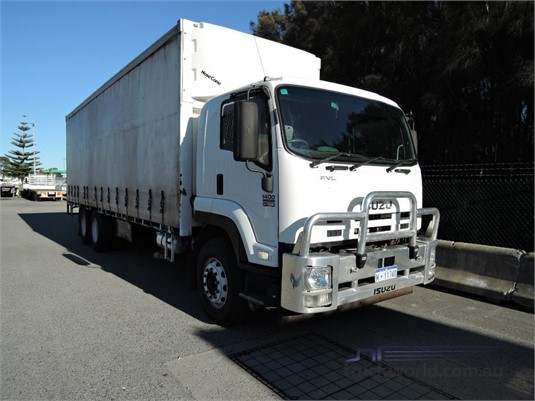 2011 Isuzu FVL 1400 Long - Trucks for Sale