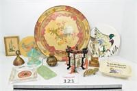 Assortment Oriental Decorations