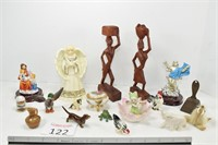 Angel, Animals, & Other Figurines