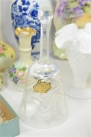 Lead Crystal & Other Glassware