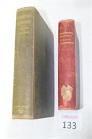 """Comstock's Geology & ""Indrocutory Geology"" Books"