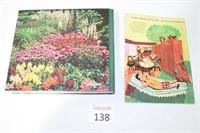 (2) Lawn & Garden Books