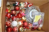 Vintage Mid Century Christmas Lights, Angels,