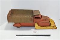 Antique Marx Metal Toy Dump Truck