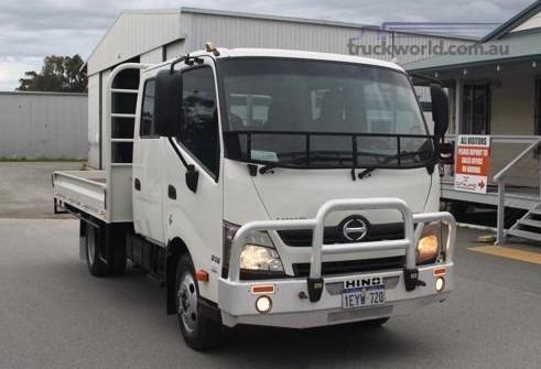 2016 Hino 300 616 - Trucks for Sale