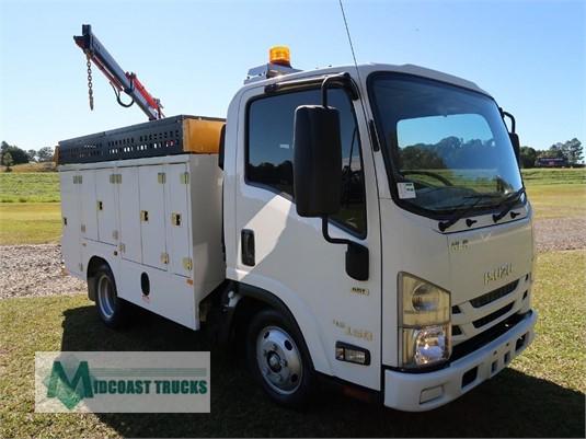 2016 Isuzu NLR 45 150 AMT SWB Servicepack Midcoast Trucks - Trucks for Sale