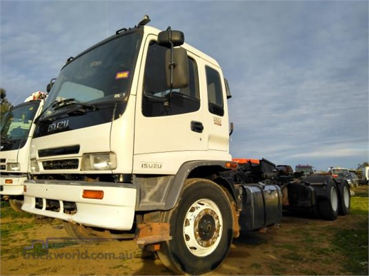 2005 Isuzu FVZ - Trucks for Sale