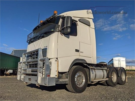 2004 Volvo FH500 - Trucks for Sale