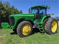 Brian Nack Estate Farm Machinery Auction