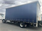 Hino GH1J 4x2|Tailgate Loader|Tautliner / Curtainsider