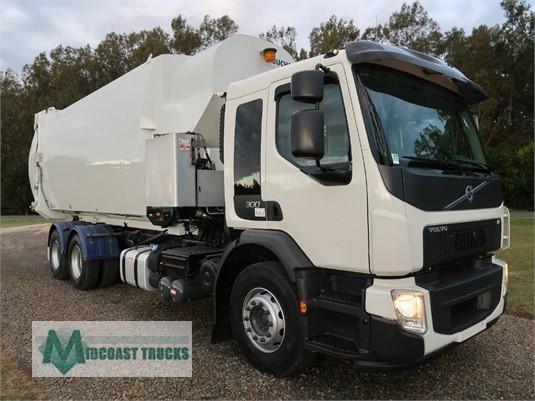 2016 Volvo FE300 Midcoast Trucks - Trucks for Sale