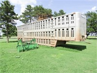 8/13 Feed Trucks * Semi *  Cattle Trailers * Disk