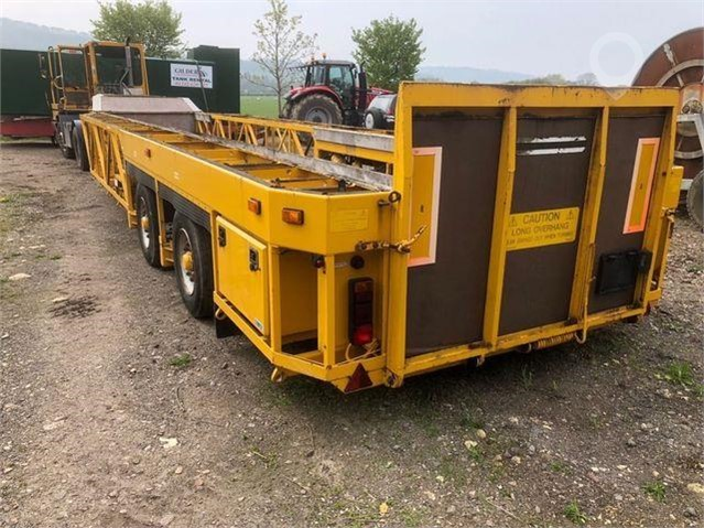 TRAIL KING STEP FRAME TRAILER at TruckLocator.ie