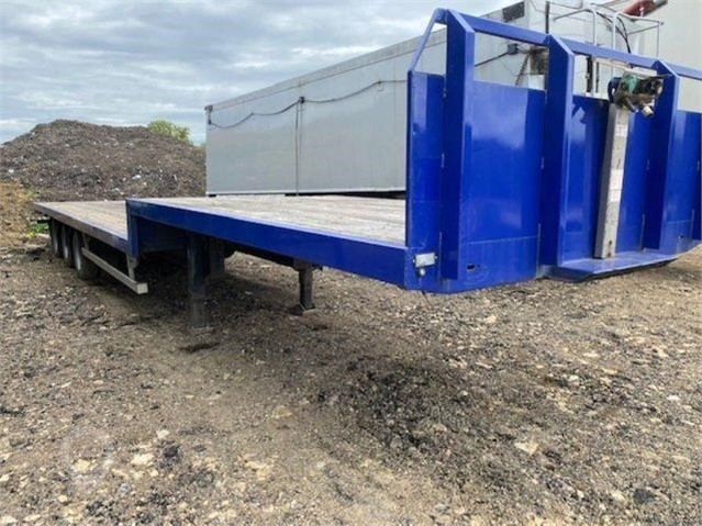 2007 MONTRACON STEPFRAME at TruckLocator.ie