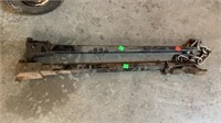 Set Of Tow Bars