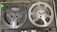 Reel To Reel Tape Player: Damaged