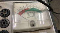 Hickok Model 750 Dynamic Mutual Conductance Tube