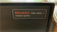 Heathkit Hwa-5400-1 Power Supply