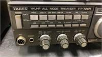 Yaesu Ft-726r V/ Uhf All Mode Tribander