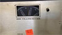 National 200 Ssb Transceiver
