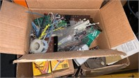 Skid Of Misc Cabling, Parts, Electronics: All